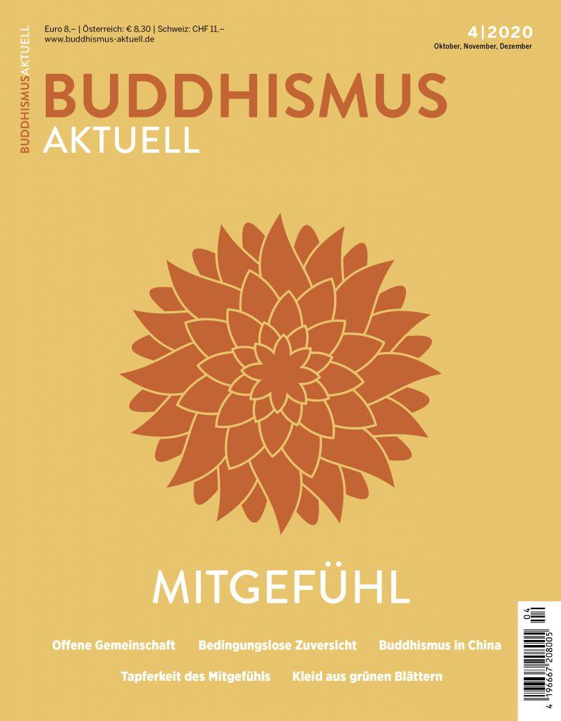 Buddhismus aktuell 4/2020, Schwerpunkt Mitgefühl