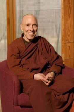 Der ehrenwerte Bhikkhu Bodhi